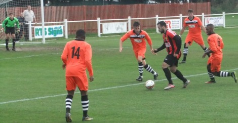 Erith Town 0 – 0 FisherFC