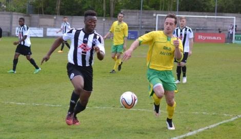 Fisher FC 1 – 5 AshfordUtd